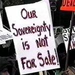 Our Sovereignty's Not For Sale