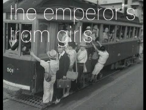 The Emperor's Japanese Tram Girls