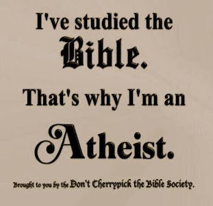 From Christian to Atheist