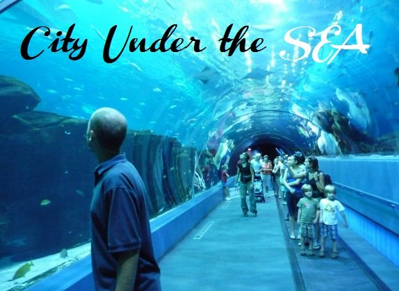 City Under the Sea: the future of humanity?