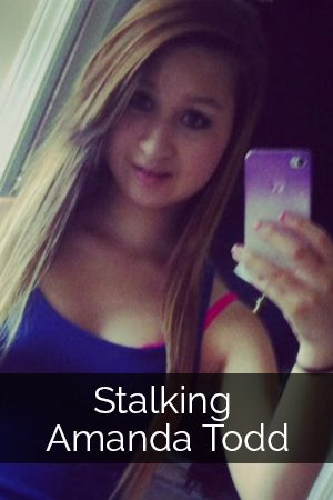 Who Did Amanda Todd Hook Up With