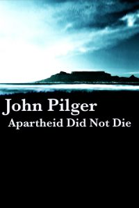 Apartheid Did Not Die