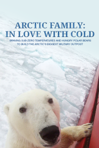 Arctic Family: In Love With Cold