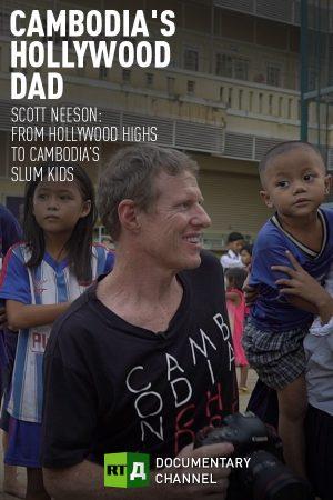 Cambodia's Hollywood Dad
